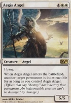2012 Core Set Foil: Aegis Angel