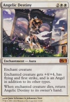 2012 Core Set Foil: Angelic Destiny