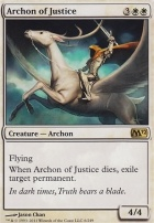 2012 Core Set: Archon of Justice