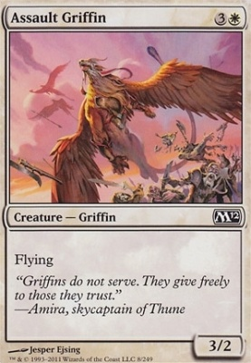 2012 Core Set: Assault Griffin