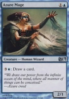 2012 Core Set: Azure Mage