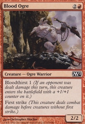 2012 Core Set: Blood Ogre