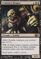 2012 Core Set Foil: Cemetery Reaper