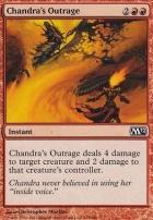 2012 Core Set: Chandra's Outrage