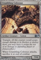2012 Core Set: Crumbling Colossus