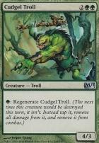 2012 Core Set Foil: Cudgel Troll