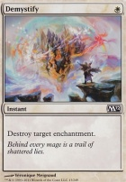 2012 Core Set Foil: Demystify