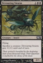 2012 Core Set Foil: Devouring Swarm