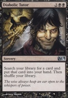 2012 Core Set: Diabolic Tutor