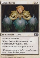 2012 Core Set: Divine Favor