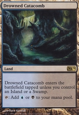 2012 Core Set: Drowned Catacomb