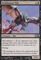 2012 Core Set: Duskhunter Bat