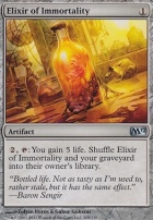 2012 Core Set Foil: Elixir of Immortality