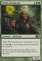 2012 Core Set: Elvish Archdruid