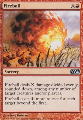 2012 Core Set: Fireball
