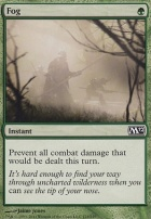 2012 Core Set: Fog