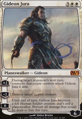 2012 Core Set: Gideon Jura