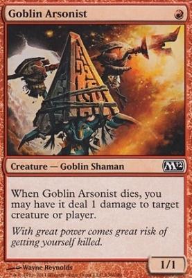 2012 Core Set: Goblin Arsonist