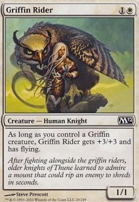 2012 Core Set: Griffin Rider