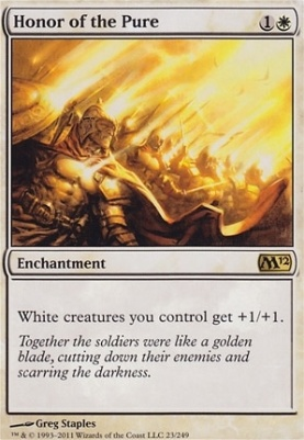 2012 Core Set: Honor of the Pure