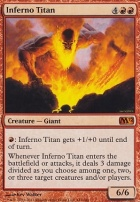 2012 Core Set: Inferno Titan
