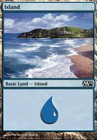2012 Core Set: Island (236 C)