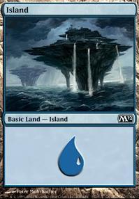 2012 Core Set: Island (237 D)
