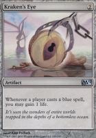 2012 Core Set Foil: Kraken's Eye