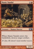 2012 Core Set: Manic Vandal