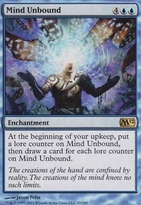 2012 Core Set: Mind Unbound