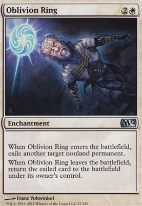 2012 Core Set: Oblivion Ring
