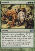 2012 Core Set: Overrun