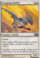 2012 Core Set: Peregrine Griffin