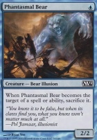 2012 Core Set Foil: Phantasmal Bear