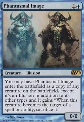 2012 Core Set: Phantasmal Image