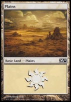 2012 Core Set: Plains (232 C)