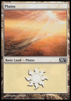 2012 Core Set: Plains (233 D)