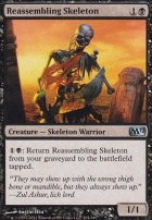 2012 Core Set: Reassembling Skeleton