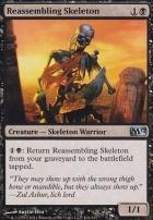 2012 Core Set: Reassembling Skeleton