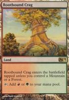 2012 Core Set Foil: Rootbound Crag