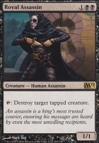2012 Core Set: Royal Assassin