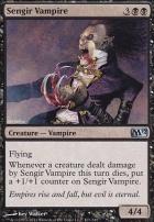 2012 Core Set Foil: Sengir Vampire