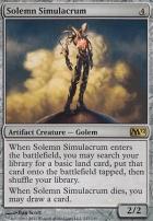 2012 Core Set: Solemn Simulacrum