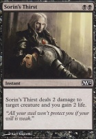 2012 Core Set: Sorin's Thirst