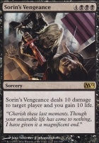 2012 Core Set: Sorin's Vengeance