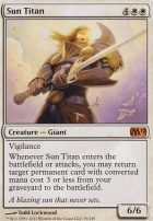 2012 Core Set Foil: Sun Titan
