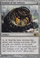 2012 Core Set: Sundial of the Infinite