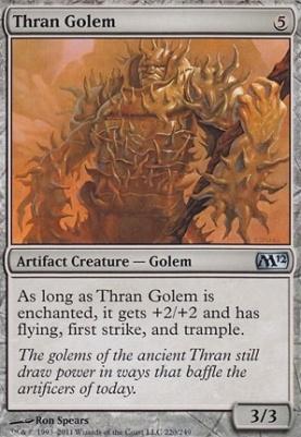 2012 Core Set: Thran Golem