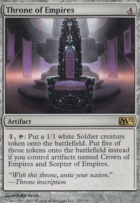 2012 Core Set: Throne of Empires