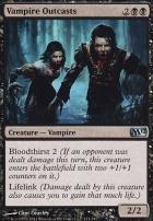 2012 Core Set Foil: Vampire Outcasts